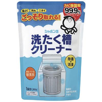 シャボン玉石けん 洗たく槽クリーナー