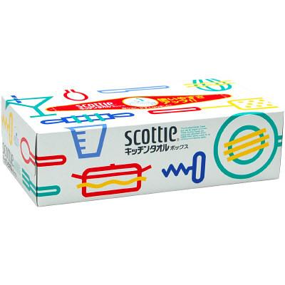 スコッティ キッチンタオルボックス 1箱