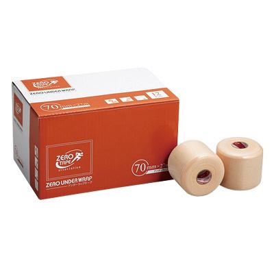 ゼロアンダーラップテープ70mmx27m 783411 1箱(12巻入) 日進医療器 (取寄品)