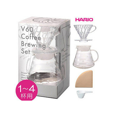 V60 コーヒーブリューイングセット