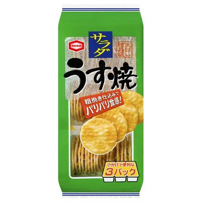 亀田製菓 サラダうす焼 93g 1袋