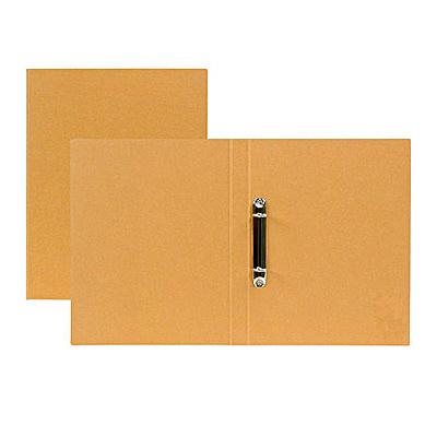 再生紙ファイル(リング式) 無印良品