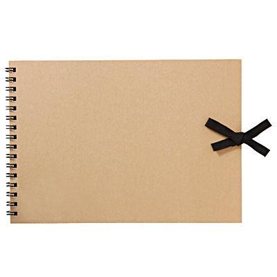再生紙スケッチブックF1サイズ 無印良品