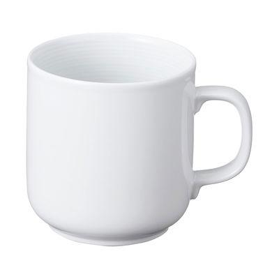 白磁 マグカップ