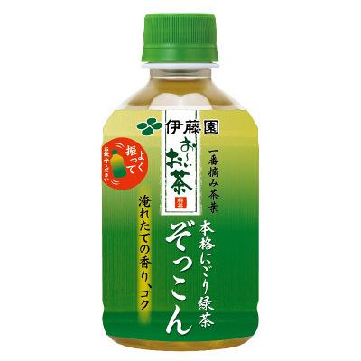 おーいお茶ぞっこん 280ml(24本)