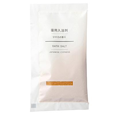 薬用入浴剤・ひのきの香り(分包) 76986362 良品計画