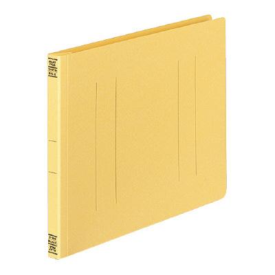 フラットファイルV B5ヨコ 黄 10冊