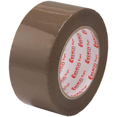 エバーセル OPPテープ No.835 0.06mm厚 ブラウン 幅50mm×100m巻 P40EB03 1箱(50巻:5巻入×10パック) 積水化学工業