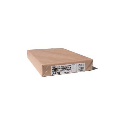 プラス マルチプリンタ用紙 2面 TY-220MT A4 68589 1冊(100枚入)