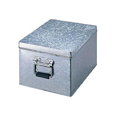トタンボックス・フタ式・小 無印良品