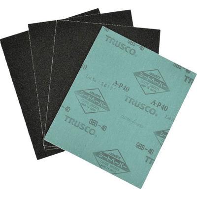 トラスコ中山 TRUSCO シートペーパー #80 GBS-80 1箱(50枚入) 布やすり 987-7520