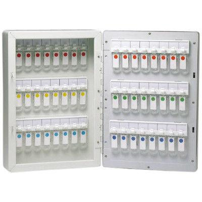 ソニック 暗証番号キーボックステンキー式 48個吊 KS-7091 1セット