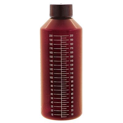 金鵄製作所 遮光投薬瓶K 200mL 1袋(10本入)