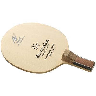 【卓球 ペンラケット】 レボフュージョン MF 日本式グリップ  0 1個 NT NE6410 ニッタク(取寄品)