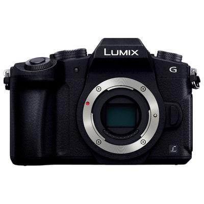 パナソニック ミラーレス一眼 DMC-G8-K ブラック LUMIX G8 ボディのみ 1600万画素 フォーサーズ Wi-Fi対応(直送品)