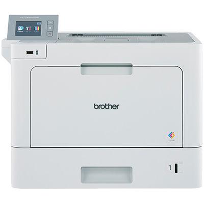 ブラザー A4カラーレーザープリンター/31PPM/両面印刷/有線・無線LAN HL-L9310CDW 1台  (直送品)