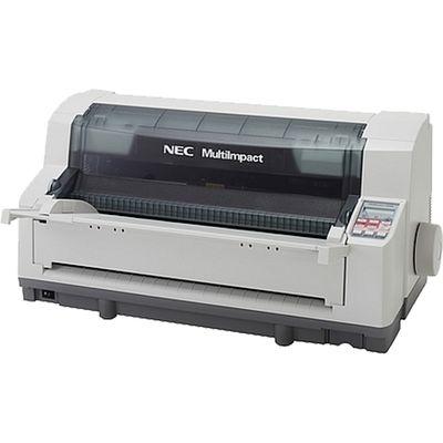 NEC ドットインパクトプリンタ MultiImpact 700XEN PR-D700XEN 1台  (直送品)