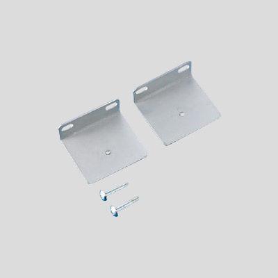 サンワサプライ コンセントバー用取付金具 TAP-MRSET 1個 (直送品)