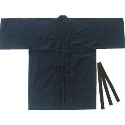 アーテック カラー布製ハッピ 大人用 L 黒 1256 (直送品)