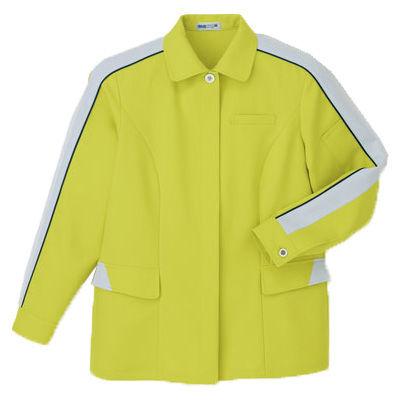 明石スクールユニフォームカンパニー レディースジャケット グリーン 17 UN2350-10-17 (直送品)