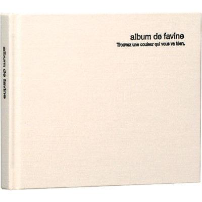 ナカバヤシ ドゥファビネ 100年アルバムブック式 ミニ ホワイト アH-MB-91-W 1冊 (直送品)