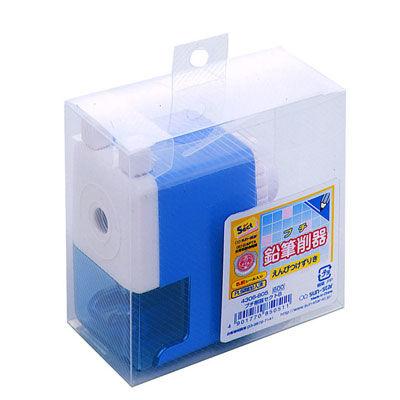 サンスター文具 プチ削器セクトブルー S4306805 5個 (直送品)