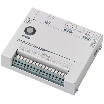 パトライト インターフェースコンバータ ACアダプタ同梱 PHC-D08 1個  (直送品)