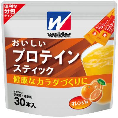 おいしいプロテイン オレンジ 30本×3