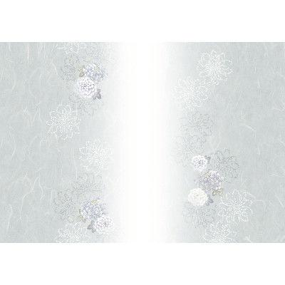 ササガワ タカ印 新のし紙 A4判 菊凪 葬儀・法事用 4-2076 100枚(100枚袋入) (取寄品)