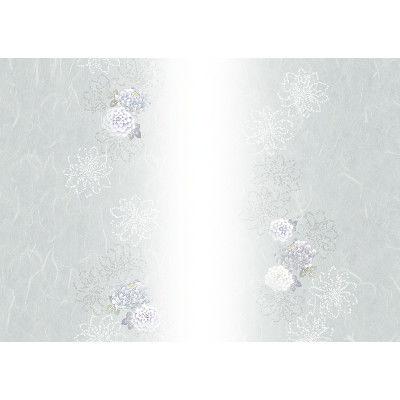 ササガワ タカ印 新のし紙 B5判 菊凪 葬儀・法事用 4-2078 100枚(100枚袋入) (取寄品)