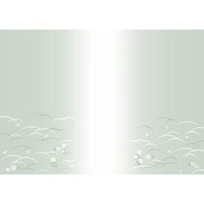 ササガワ タカ印 新のし紙 B5判 偲草 葬儀・法事用 4-2088 100枚(100枚袋入) (取寄品)