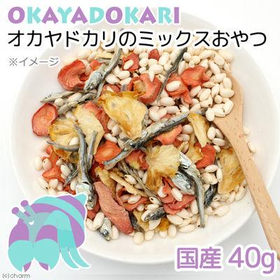 国産 オカヤドカリのミックスおやつ 40g 212508