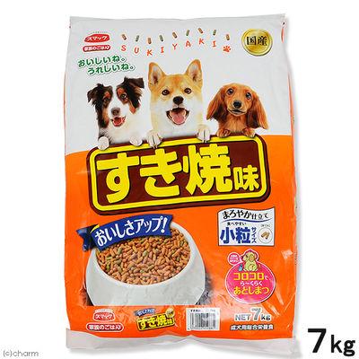 スマック 犬用 家族のごはん すき焼味 7kg 国産 202633