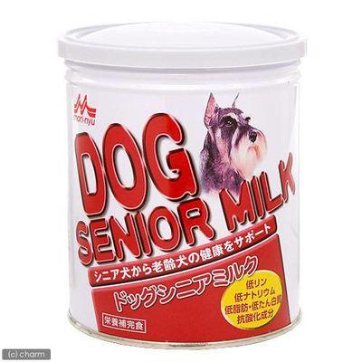 森乳サンワールド ワンラックドッグシニア 280g 高齢犬用ミルク 164679