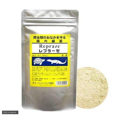 ベンリーパック食品 レプラーゼ 100g 爬虫類 サプリメント 添加剤 60998