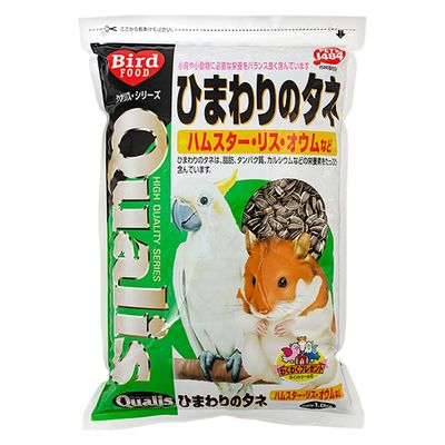 ペッズイシバシ ひまわりのタネ 1.8kg 495992