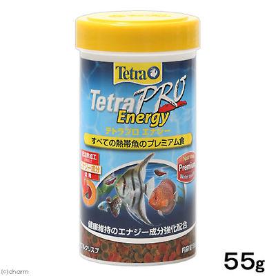 スペクトラム ブランズ ジャパン テトラプロ エナジー 55g 熱帯魚 餌 181321