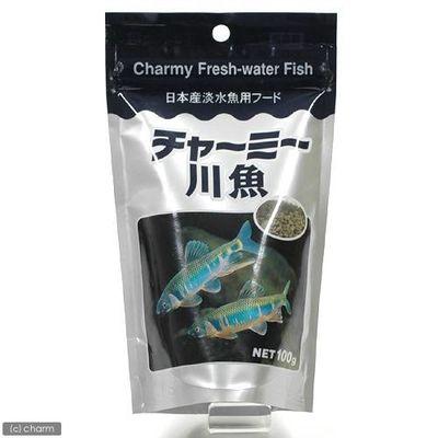 日本ペットフード チャーミー 川魚(餌) 100g 14805