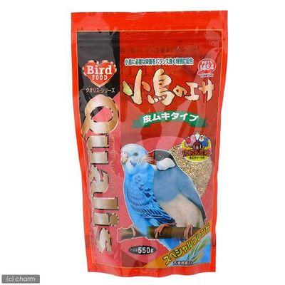 スペシャルブレンド小鳥のエサ(皮ムキタイプ) 550g 種 穀類 171410