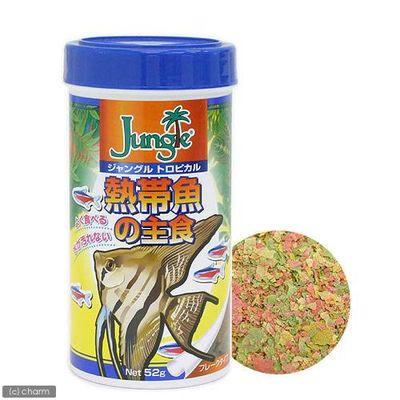 ジャングルトロピカル 熱帯魚の主食 52g 52713