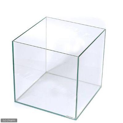 寿工芸 クリスタルキューブ 250 レグラス 25cm水槽(単体) 13809
