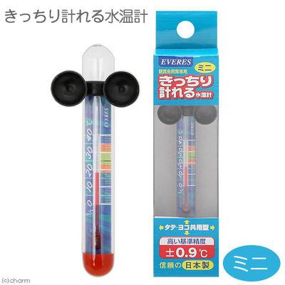 きっちり計れる水温計 ミニ 331422