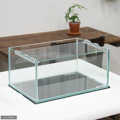 寿工芸 ガラスの水景(30×20×14cm) 30cm水槽(単体) 66754