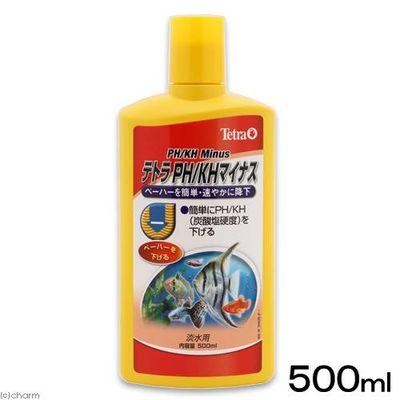 スペクトラム ブランズ ジャパン pH/KHマイナス 500ml(淡水用) 12085