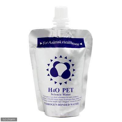 H4O PET 100mL(ペット用ウォーター) 犬 ドリンク 86874