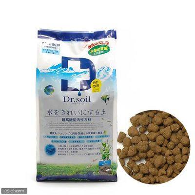 寿工芸 Dr.Soil ドクターソイル 2kg 熱帯魚 用品 16302