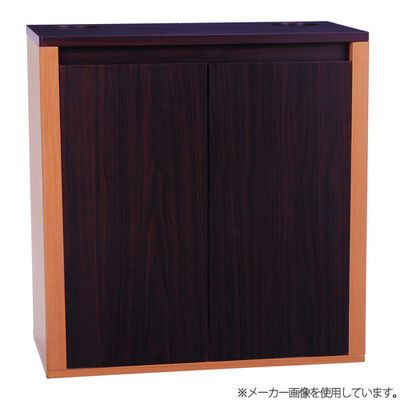 寿工芸 水槽台 プロスタイル 600L 木目 Z012 44362