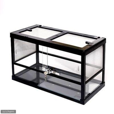 みどり商会 ケースバイケース60M 爬虫類 飼育 ケージ ガラスケージ 52102
