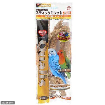 スティックミレット 6本入(粟の穂) 鳥 フード 餌 えさ 粟 171424