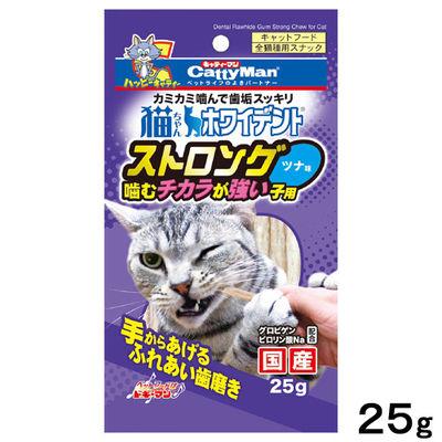 猫用ホワイデント ストロング ツナ 3袋